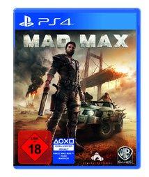 Mad Max, gebraucht - PS4