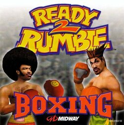 Ready 2 Rumble Boxing 1, gebraucht - Dreamcast