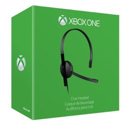 Headset Chat, Microsoft - XBOne
