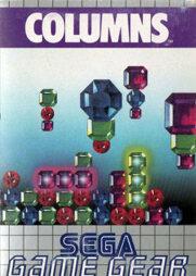 Columns, gebraucht - Game Gear
