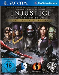 Injustice 1 Götter unter uns Ultimate Edition - PSV