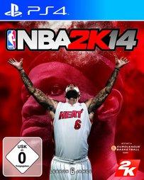 NBA 2k14, gebraucht - PS4