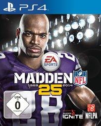 Madden NFL 2014 - 25 Years, gebraucht - PS4
