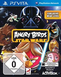 Angry Birds Star Wars - PSV