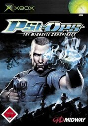 Psi-Ops The Mindgate Conspiracy, gebraucht - XBOX