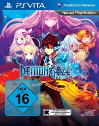 Demon Gaze 1 - PSV