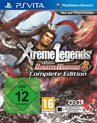 Dynasty Warriors 8 Xtreme Legends Complete - PSV