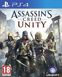Assassins Creed Unity, gebraucht - PS4