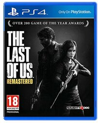 The Last of Us 1 Remastered - PS4