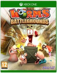 Worms Battlegrounds - XBOne