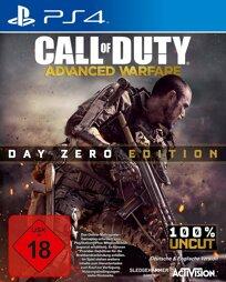 Call of Duty 11 Advanced Warfare Day Zero E., gebr. - PS4