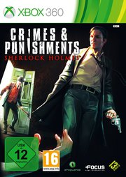 Sherlock Holmes 7 Crimes & Punishments - XB360
