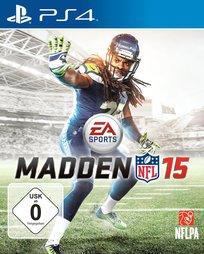 Madden NFL 2015, gebraucht - PS4