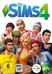 Die Sims 4 - PC-DVD/MAC