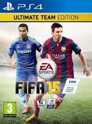Fifa 2015 Ultimate Team Edition, gebraucht - PS4