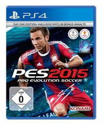 Pro Evolution Soccer 2015 Day One Edition, gebraucht - PS4