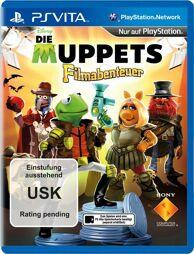 Die Muppets Filmabenteuer - PSV