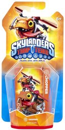 Skylanders - Trap Team Figur - Chopper
