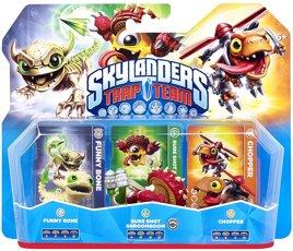 Skylanders - Trap Team Figur - Triple Pack 1