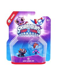 Skylanders - Trap Team Figur - Minis Pack Spry & Mini Jini