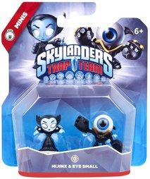 Skylanders - Trap Team Figur - Minis Pack Hijinx & Eye Small