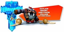 Skylanders - Trap Team Trap - Water inkl. Outlaw & Chain