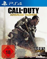 Call of Duty 11 Advanced Warfare, gebraucht - PS4