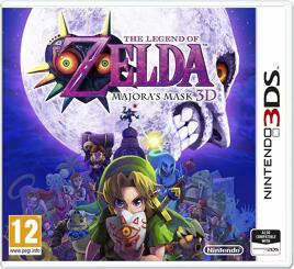 The Legend of Zelda Majoras Mask 3D - 3DS