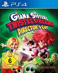 Giana Sisters Twisted Dreams Directors Cut - PS4
