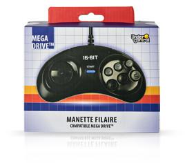 Controller, Under Control - Mega Drive