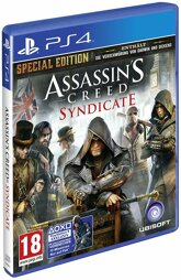 Assassins Creed Syndicate Special Edition, gebraucht - PS4
