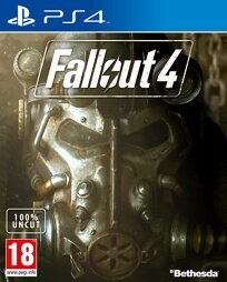 Fallout 4 Day One Edition, gebraucht - PS4