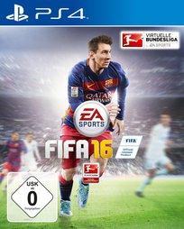 Fifa 2016, gebraucht - PS4