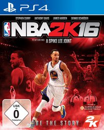 NBA 2k16 Day One Edition, gebraucht - PS4