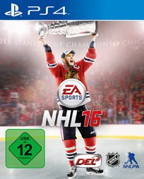 NHL 2016, gebraucht - PS4