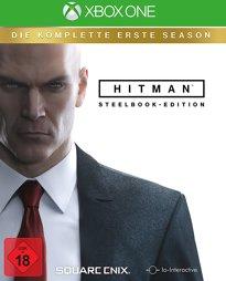 Hitman (2016) Die Komplette Erste Season Steelbook - XBOne