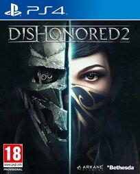 Dishonored 2 Das Vermächtnis der Maske Day One Ed. - PS4