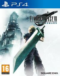 Final Fantasy VII (7) HD Remake - PS4