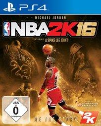 NBA 2k16 Michael Jordan Edition, gebraucht - PS4