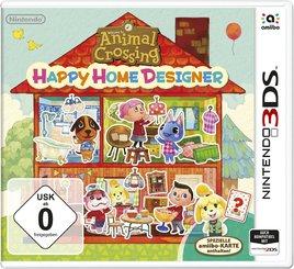 Animal Crossing - Happy Home Designer - 3DS