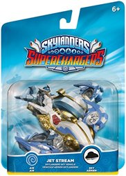 Skylanders - SuperChargers Car - Jet Stream