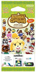 amiibo Karten Animal Crossing (3 Stück) Vol. 1