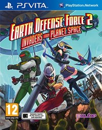 Earth Defense Force 2 Invaders from Planet Space - PSV