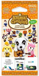 amiibo Karten Animal Crossing (3 Stück) Vol. 2