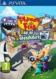 Phineas und Ferb Doofenshmirtz große Stunde - PSV