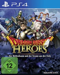 Dragon Quest Heroes 1 - PS4