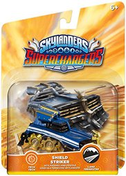 Skylanders - SuperChargers Car - Shield Striker