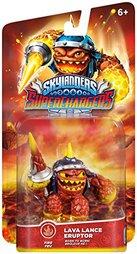 Skylanders - SuperChargers Driver - Lava Lance Eruptor