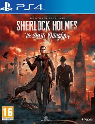 Sherlock Holmes 8 The Devils Daughter - PS4