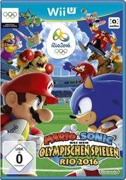 Mario & Sonic Olympischen Spielen Rio 2016 - WiiU